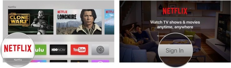 How to Setup Netflix on Apple TV