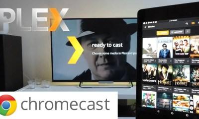 Plex on Chromecast