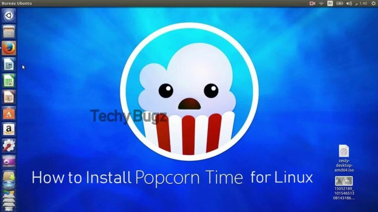 Popcorn Time for Linux