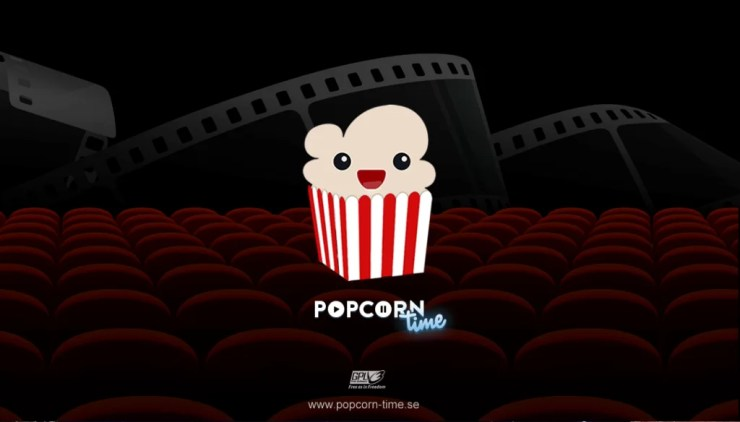 Popcorn Time for Windows