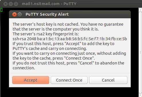 How to Install Putty for Linux or Ubuntu