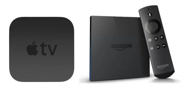 Apple TV vs Amazon Fire TV: Accessibility