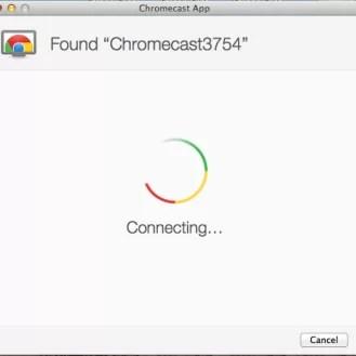 Procedures to Use Chromecast on Apple