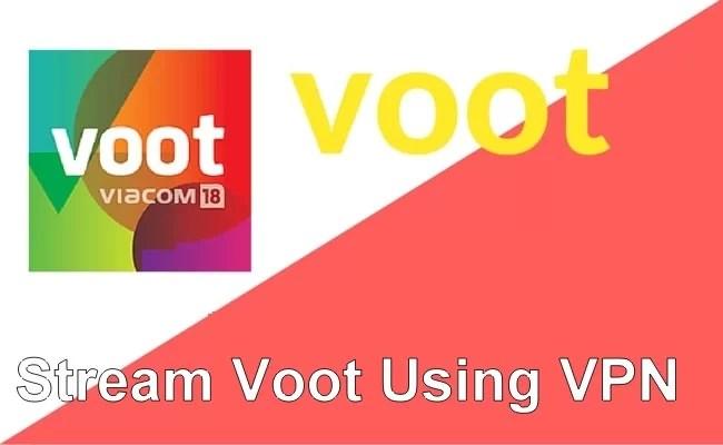 VPN for Voot