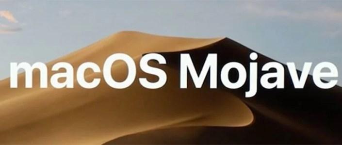 Version 10.14 Mojave
