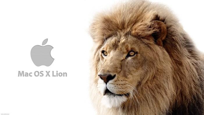Version 10.7 Lion