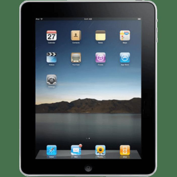 List of iPad Models