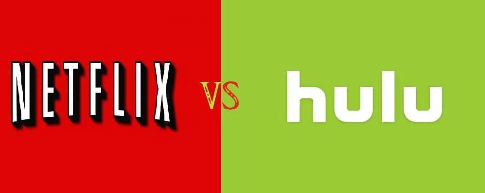Hulu vs Netflix - Difference Between Hulu and Netflix - Techy Bugz