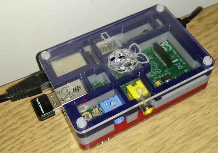 Raspberry Pi VPN Router