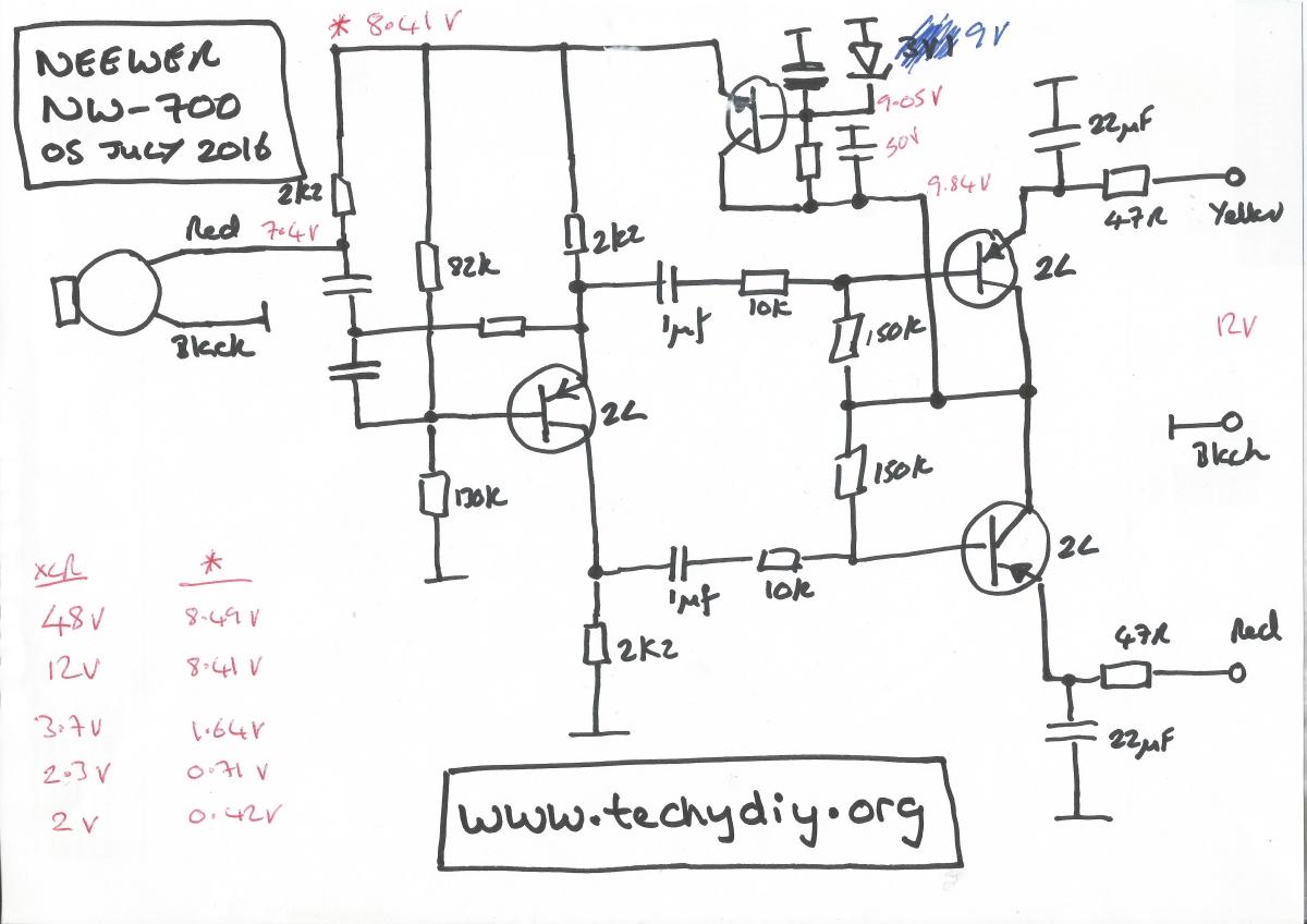 Wirelesscontrol Controlcircuit Circuit Diagram Seekiccom