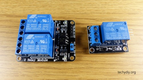 small resolution of arduino relay modules