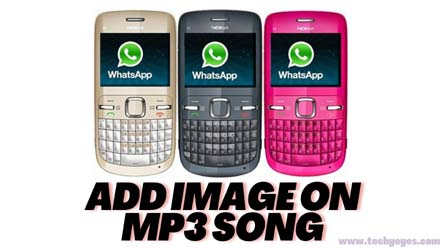 Add Image On Mp3 Song With Java Mobile