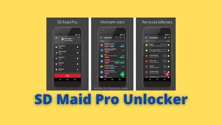SD Maid Pro Unlocker