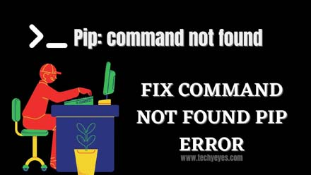 Fix No Command Pip Found on Termux