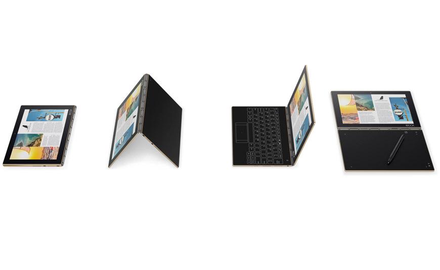 Lenovo Yoga Book tableta 2 en 1 con bolígrafo digital