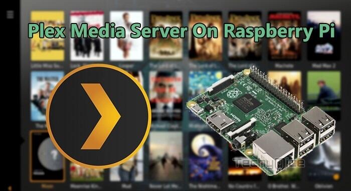 Raspberry Pi Plex Media Server — ZwiftItaly