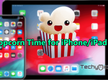 Popcorn Time iOS 11 Archives - TechyMice