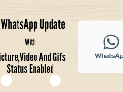 new whatsapp update video status