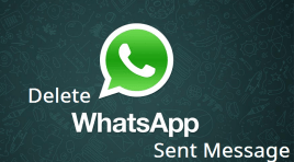 How To Delete WhatsApp Messages Sent | Unsend Messages