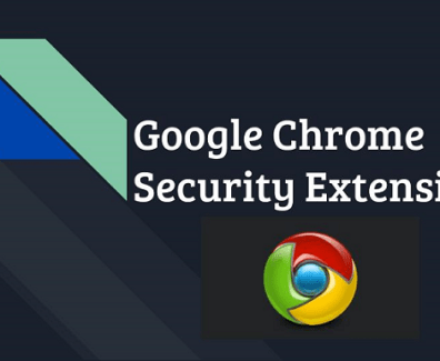 google chrome security extensions