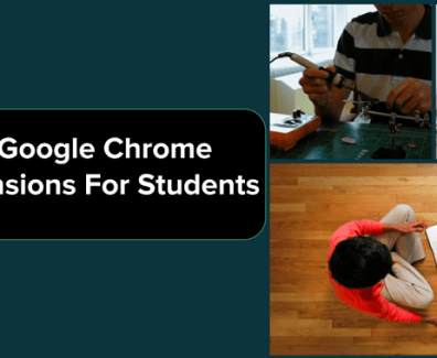 Chrome extensions for students