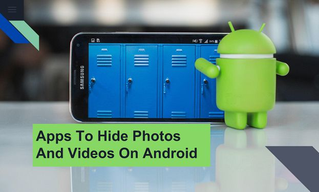How to hide photos in android phone