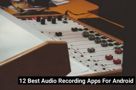 Best Audio Recording Apps For Android