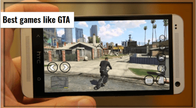 Best games like GTA
