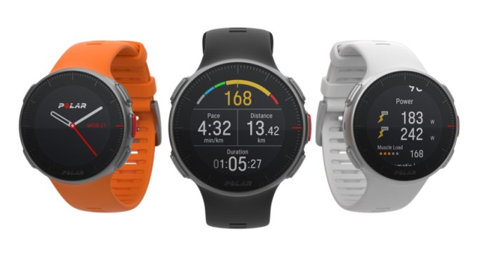 Polar makes Vantage V and M multi-sport watches