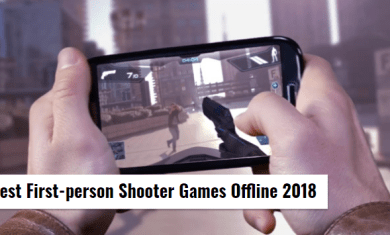 Best First-person Shooter Games Offline 2018