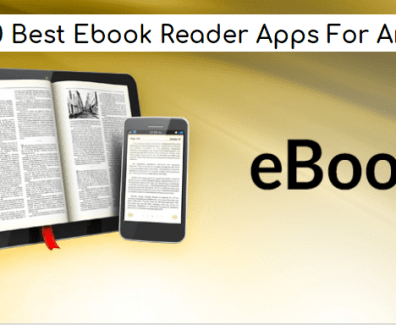 Best Ebook Readers For Android