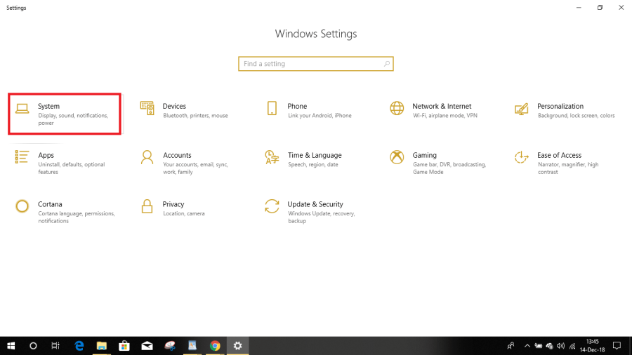 How to activate night light on windows 10