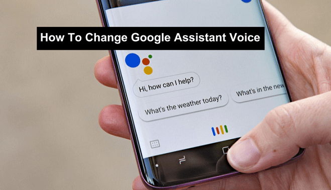 change google accounts on android phone