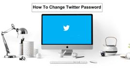 How To Change Twitter Password | Twitter Password Reset | Working!