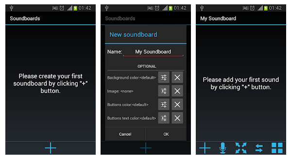 8 Best Soundboard Apps For Android | Custom Soundboard Creator