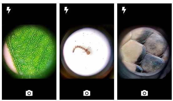 GoCamera Microscopic Camera
