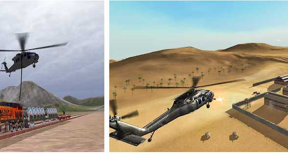 Helicopter Sim