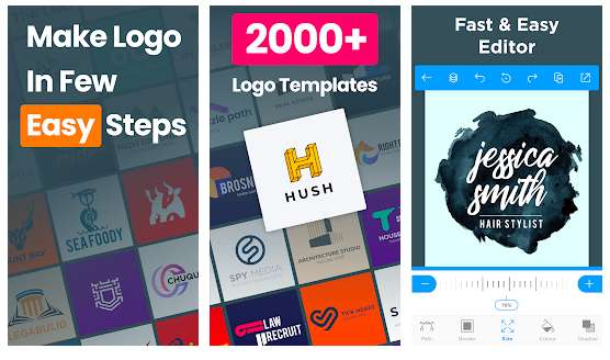 Logo Maker Content Arcade Apps