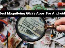magnifying glass apps for android