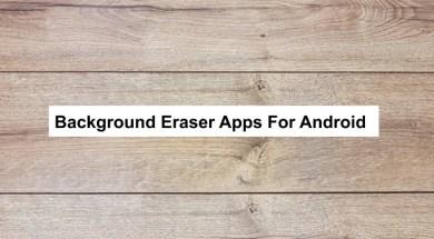 background eraser apps for android