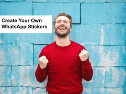 create whatsapp stickers