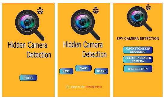 Hidden Spy Camera Detection -Spy Camera Detection