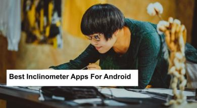 inclinator apps for android