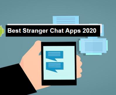 best stranger chat apps 2020