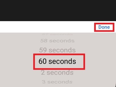 Make A Triller Longer Than 30 Seconds