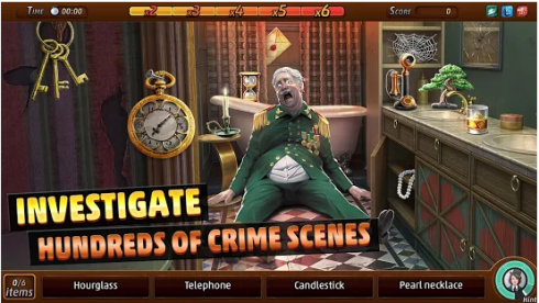 best mystery games for android