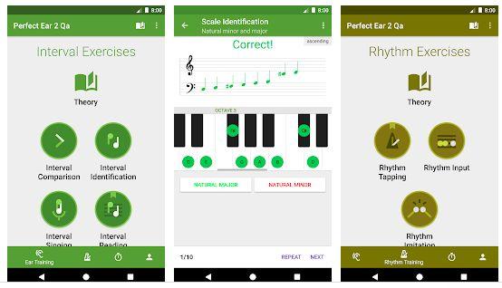 Ear Training Apps