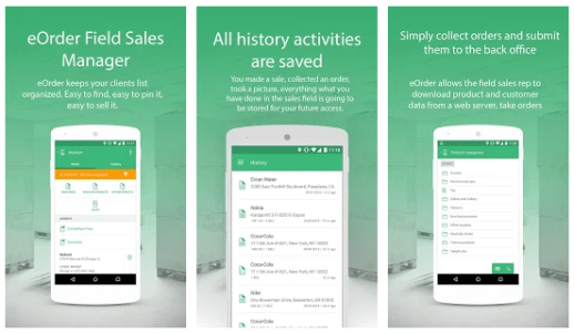 Sales Apps For Android