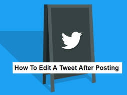 how to edit a tweet after posting