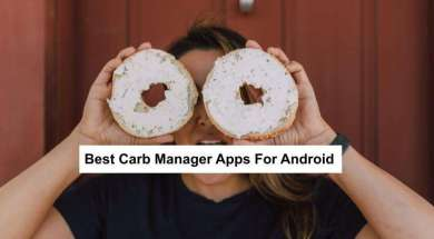 carb manager apps for android